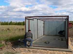 Перевозки вещей на газели на дачу