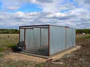 Доставка стройматериалов на дачу на газели